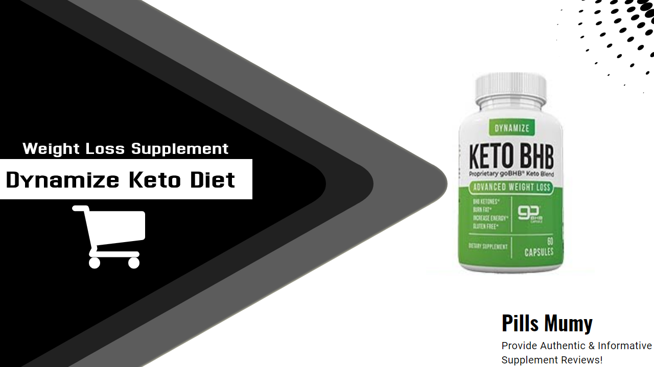 Dynamize Keto ® *UPDATE 2020* 6 Avoid Reason You Thing About Now!