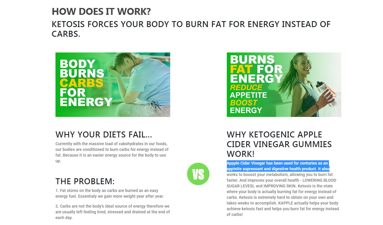 Kapple Keto Reviews ® [New 2021] ♡ Transform Your Body in Just 30 Day.