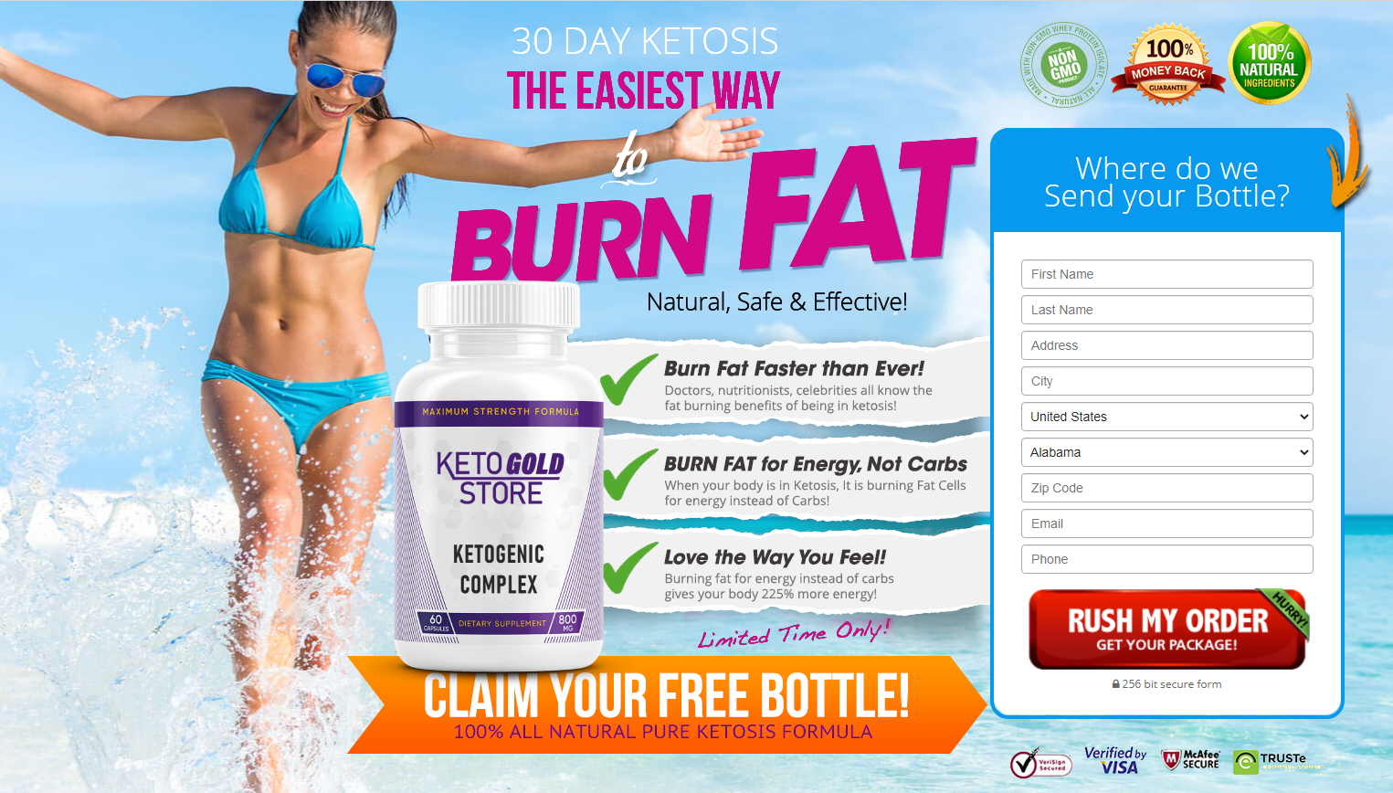 KetoGold Store [The Gold Store in Fat Burning?] Upgrade Energy Levels!