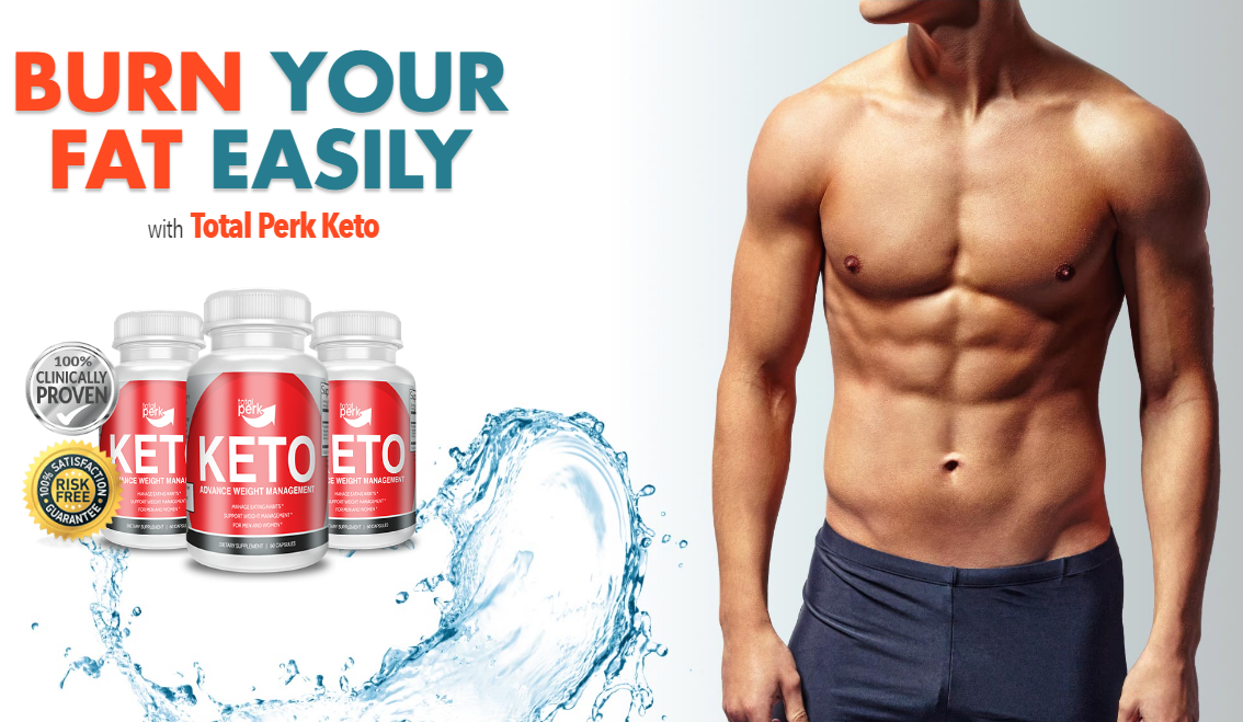 Total Perk Keto Reviews ® ッNew 2020ッ 8 Things You Need to Know!