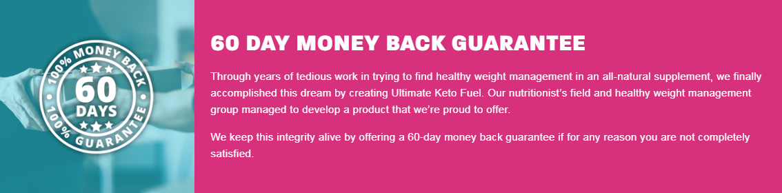 Ultimate Keto Fuel Reviews - Melt Fat And Get Slim Body | Specials Offer!