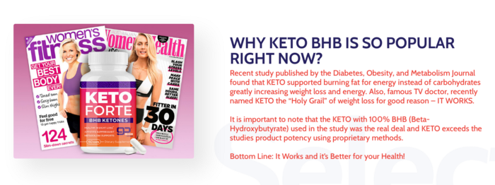 "Keto Forte France [2021] ""Keto Forte BHB France"" Does Its Really Works?"