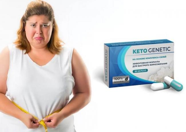 Keto Genetic Reviews® [UPDATE 2021] Price, Scam, Benefits Reviews?