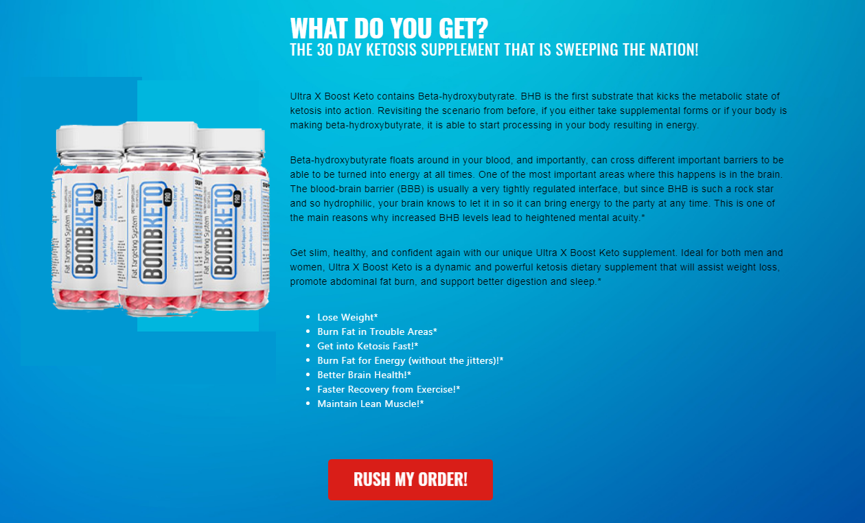 """Bomb Keto Pro® - Shark Tank """"UPDATE 2021"""" Does Its Really Works?"""
