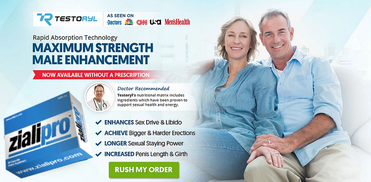 "Zialipro Male Enhancement® ""100% Legit Formula"" Its Really Works?"
