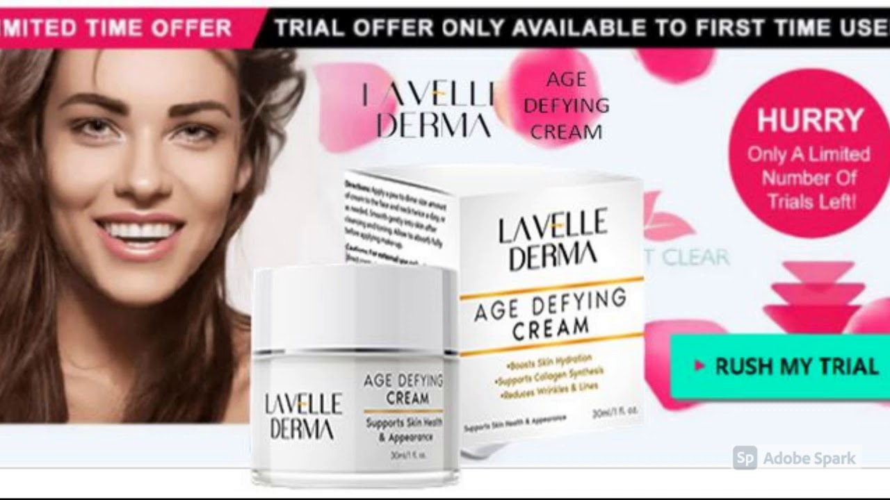 "Lavelle Derma Cream®: (Upgrade 2021) ""Pros & Cons"" Ist Really Works?"