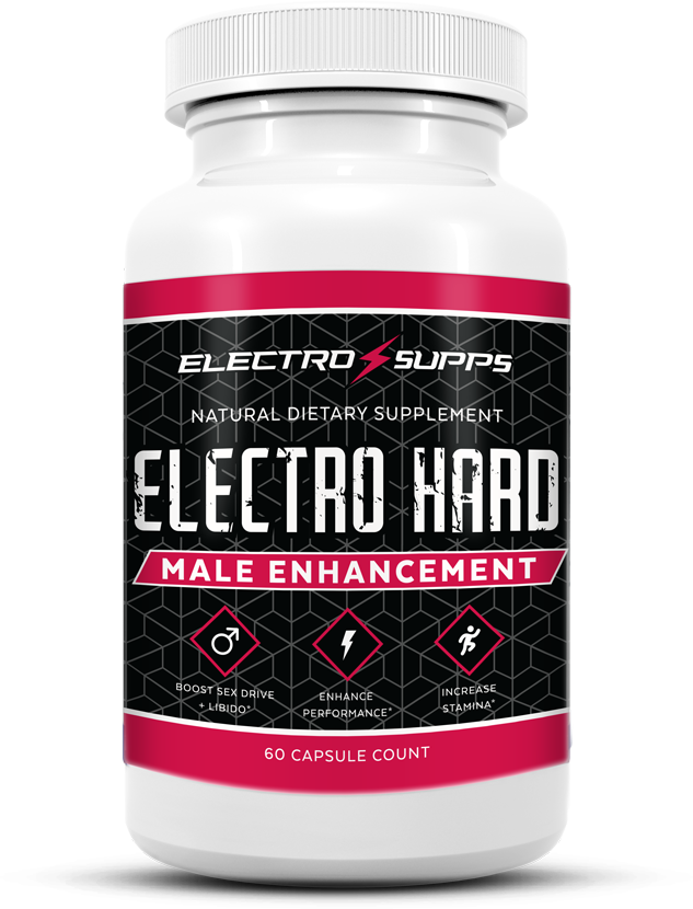 "ElectroHard Male Enhancement ""UPDATE 2021"" Price, Scam, Reviews?"