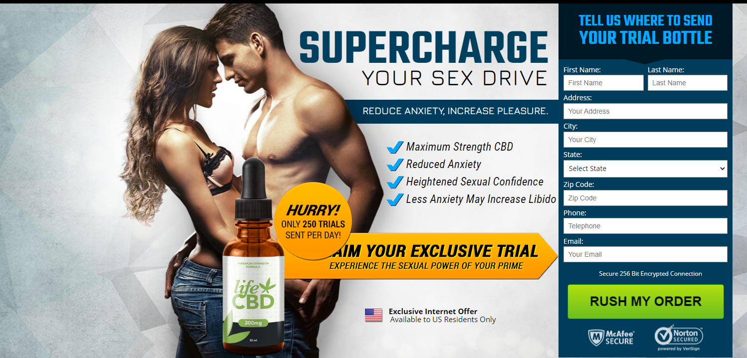 Life CBD Male Enhancement - Is It Safe To Use and Does It Have Any Side Effects?