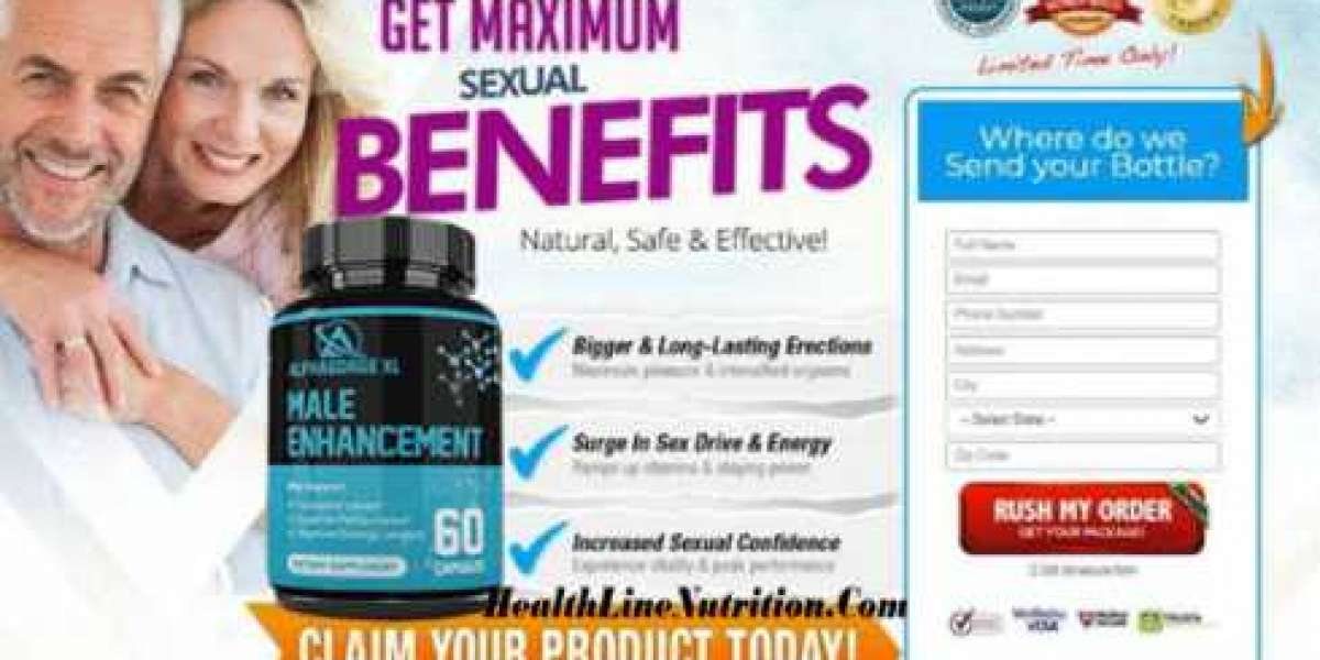 AlphaGorge XL Male Enhancement® - Price, Scam, Ingredients, Reviews?