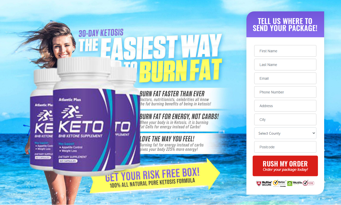 Atlantic Plus Keto ® - Is This The Secret To Weight Loss In A Bottle?