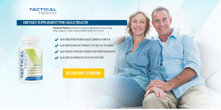 Tactical Testo Male Enhancement® *Upgrade 2021* Its Really Works?