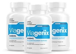 """Viagenix Male Enhancement® """"Pros & Cons"""" Does Its Really Works?"""