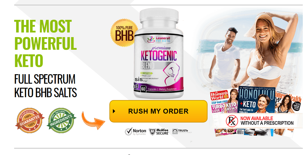 Leanerall Fit Keto Premium Ketogenic Blend *Pros & Cons* Reviews?