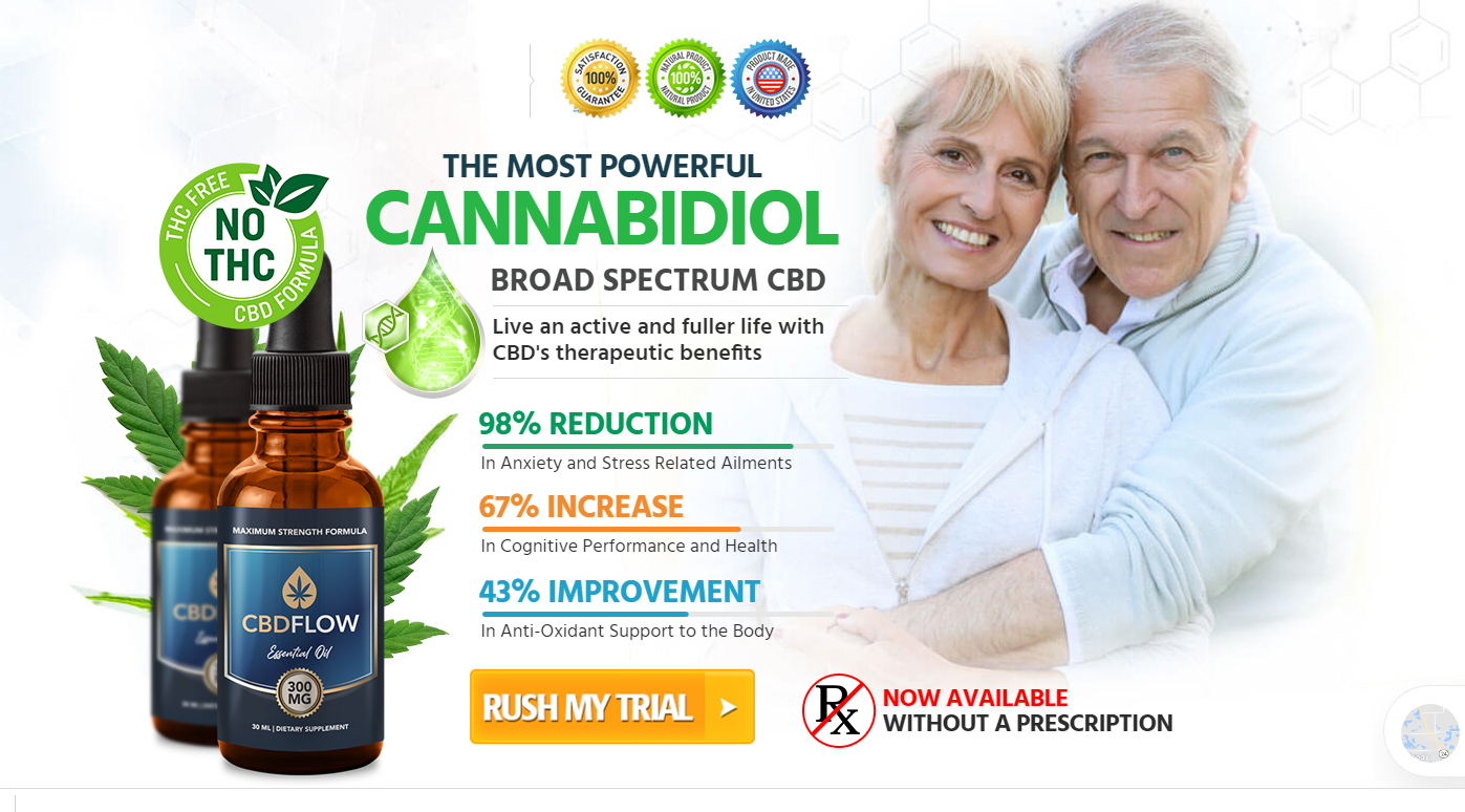 CBD Flow Essential Oil {World #1 Pain Relief Oil} Its Really Works?