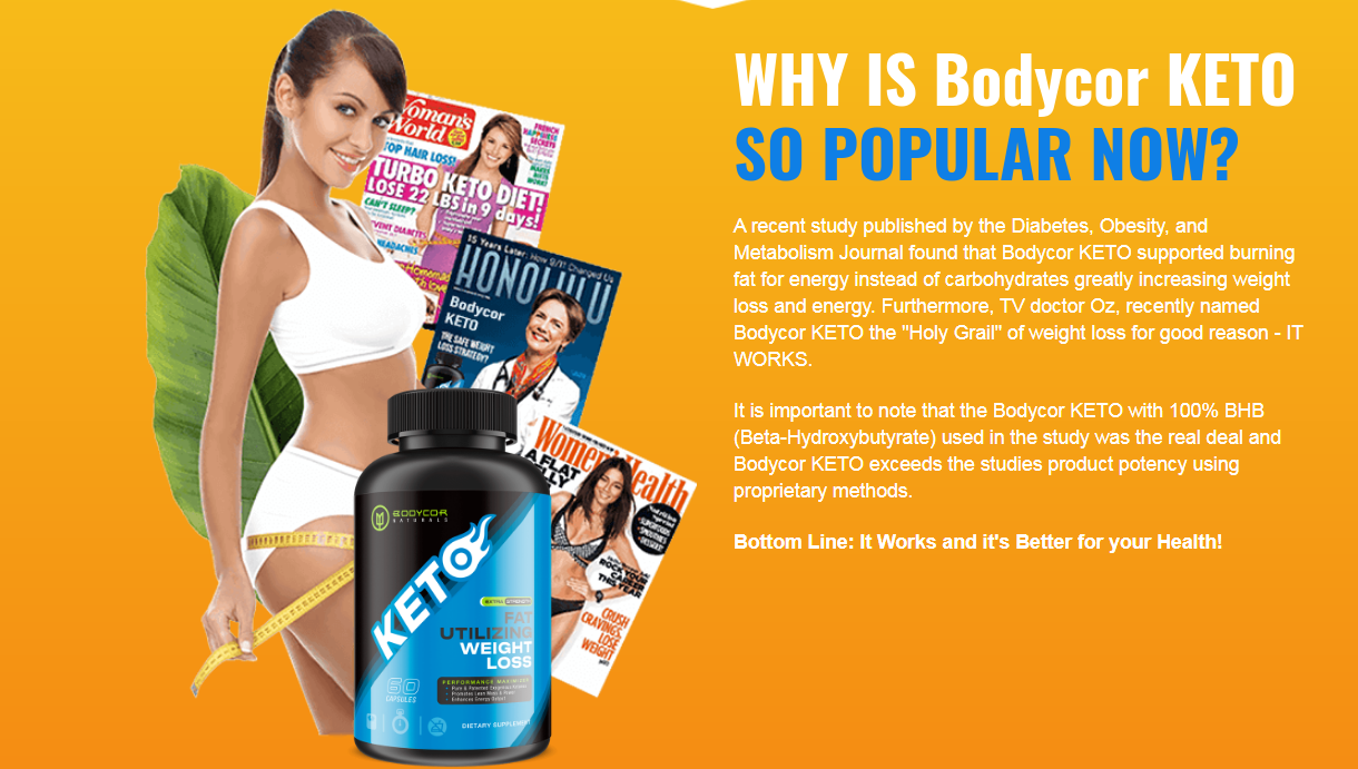 """BodyCor Keto Diet """"Pros & Cons"""" World #1 Weight Loss Formula!"""