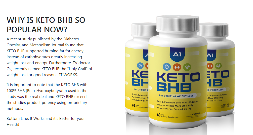 A1 Keto BHB | Shark Tank (UPDATE 2021) Does Its Really Works?