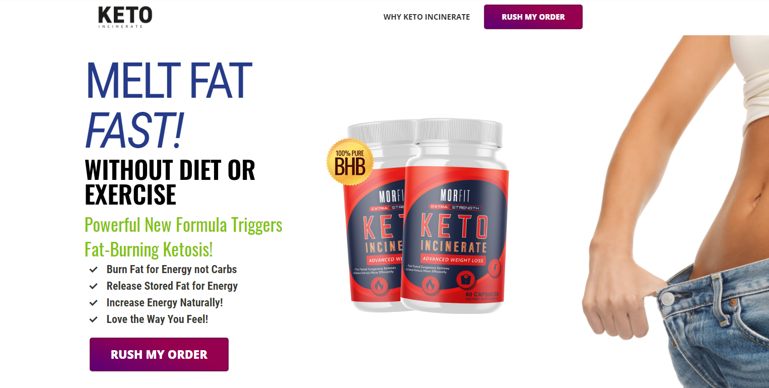 Keto Incinerate (Mdify 2021) Price, Scam, Ingredients, Reviews?
