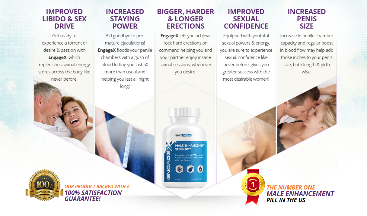 Engagex Male Enhancement Support - Price, Benefits, Scam, Reviews?
