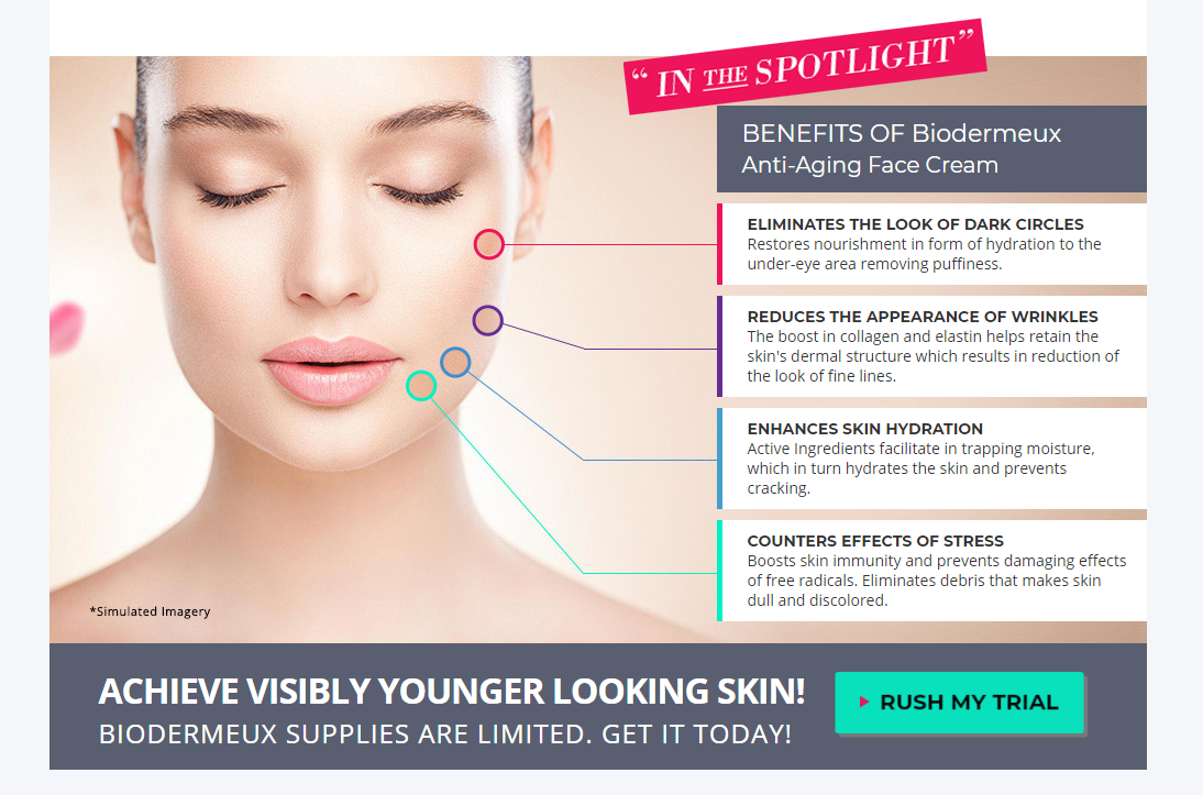 Biodermeux Anti Wrinkle Cream - (UPDATE 2021) Does Its Really Works?