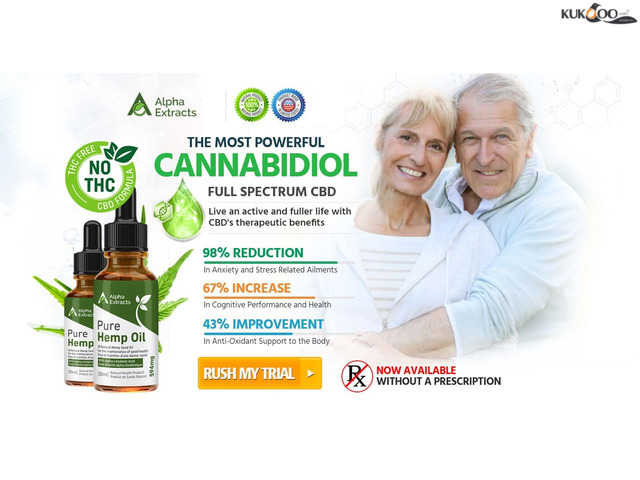 Alpha Extract Pure Hemp Oil - Its Scam or Legit - Price, Scam, Reviews?