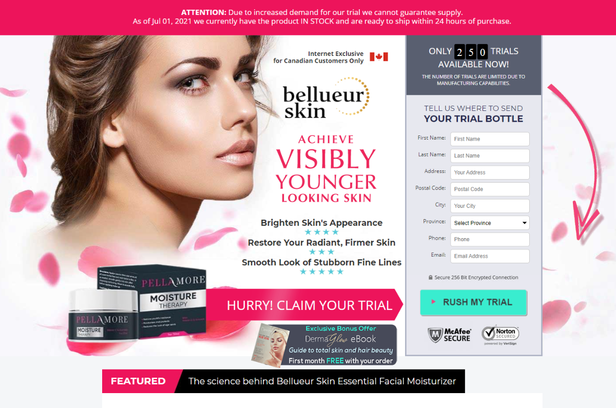 Pellamore Skin Cream® - Scam or Legit? (2021) Does Its Really Works?