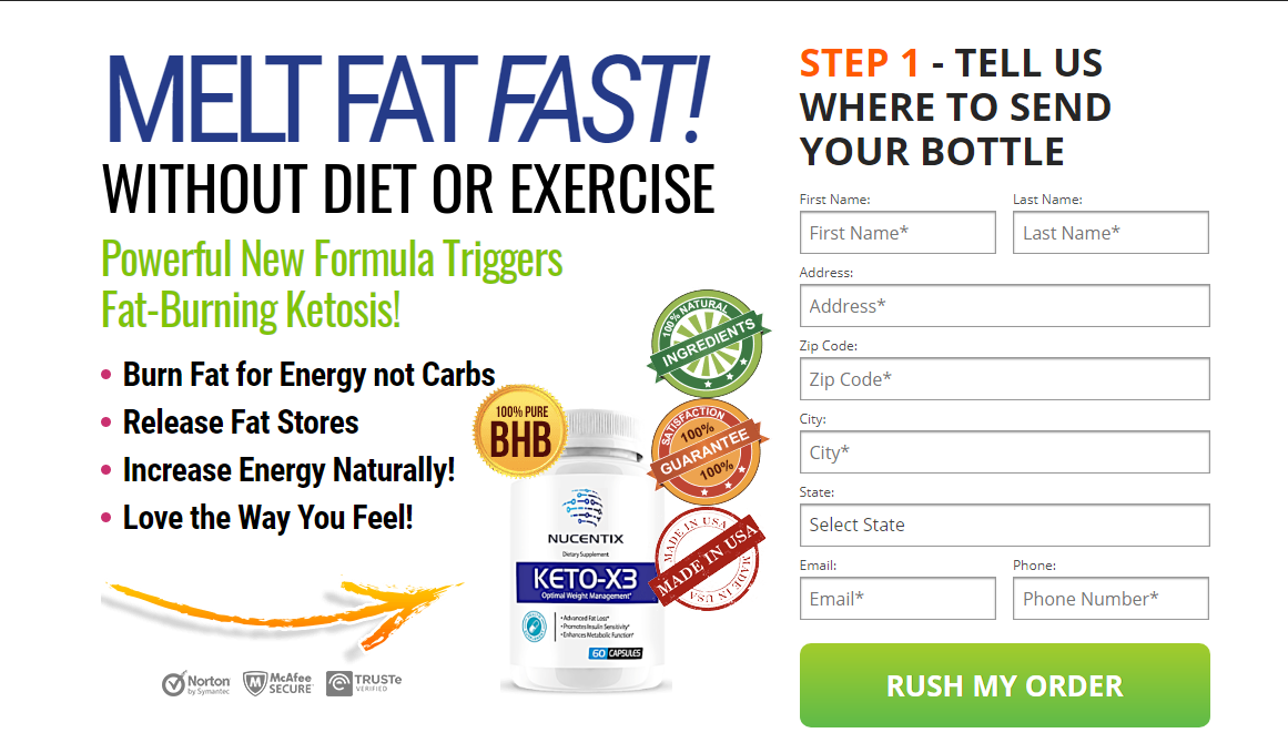Keto-X3 Reviews - Benefits, Ingredients, Scam, Reviews?