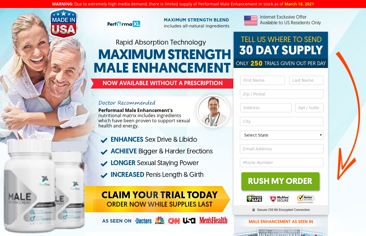 PeakFlow Male Enhancement Reviews - No Scam or Side Effects!