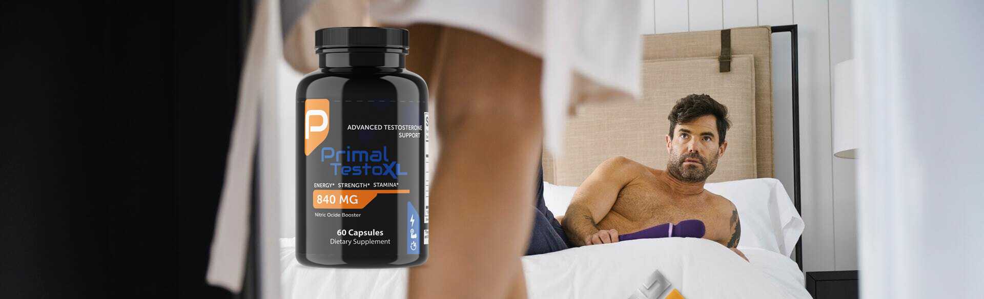 Primal TestoXL Advanced Testosterone Support - It Really Work & Safe?
