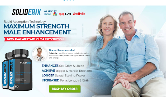 Soliderix Male Enhancement: World #1 Me Sexual Pills?